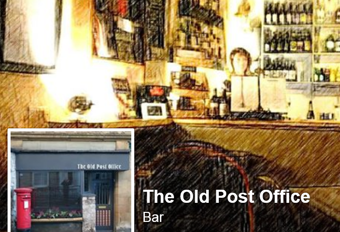 1st Visit to the Old Post Office – what a delight!