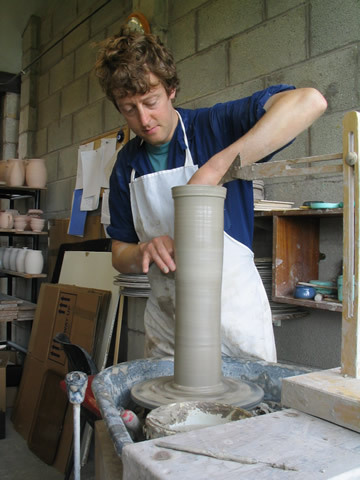 Pottery Courses in Bentham Pottery, Yorkshire Dales