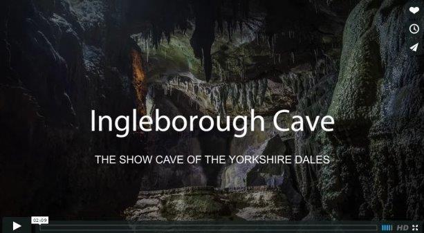 Great video intro to Ingleborough Cave